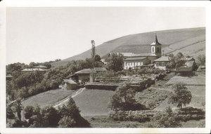 Église et ancien cimetière