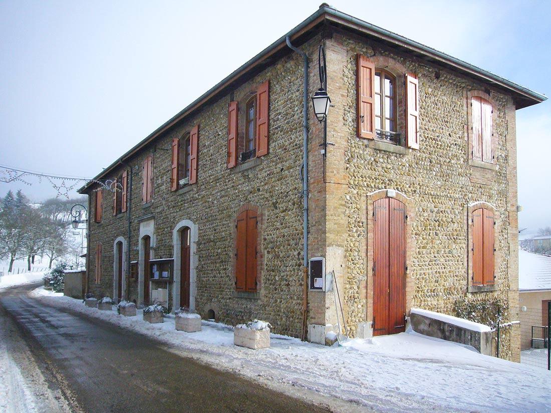 Mairie - Saint-Michel-de-Saint-Geoirs