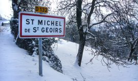 Bienvenue, St-Michel-de-St-Geoirs