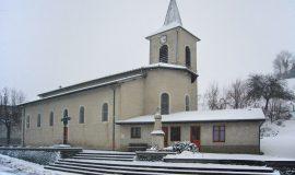 L'église, St-Michel-de-St-Geoirs