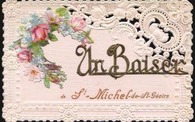 Carte postale ancienne, Saint-Michel-de-Saint-Geoirs