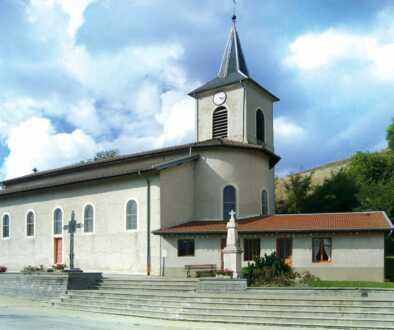 Église de St-Michel-de-St-Geoirs