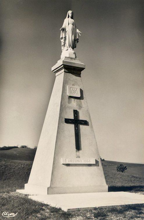 Notre-Dame des Vents - St-Michel-de-St-Geoirs