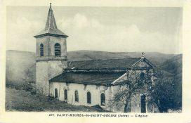 Église - St-Michel-de-St-Geoirs