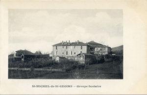 L'école de Saint-Michel-de-Saint-Geoirs