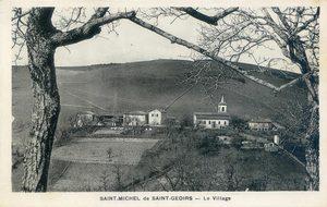 Le Village - St-Michel-de-St-Geoirs