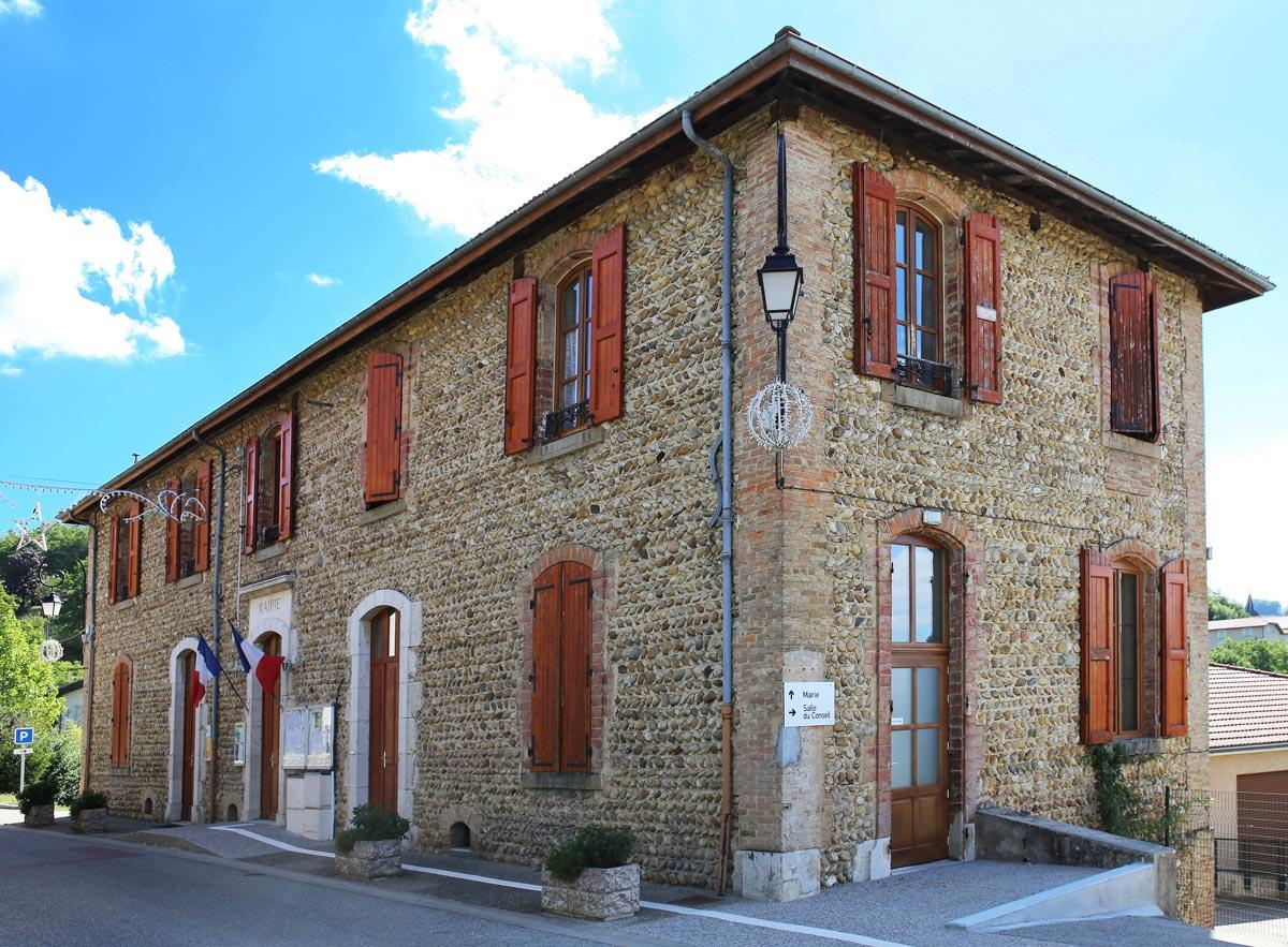 Mairie de Saint-Michel-de-Saint-Geoirs
