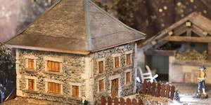Crèche de Noël, St-Michel-de-St-Geoirs