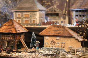 Crèche de Noël 2017 - St-Michel-de-St-Geoirs