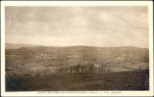 Le village de St-Michel