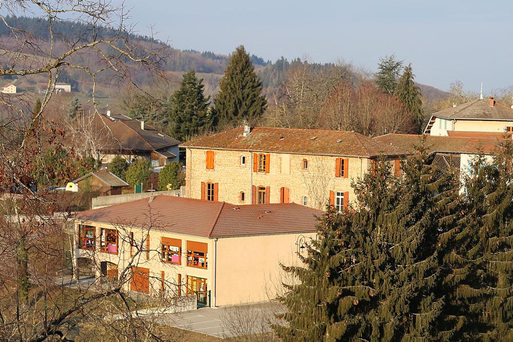 École de Saint-Michel-de-Saint-Geoirs