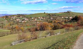 Le village de Saint-Michel