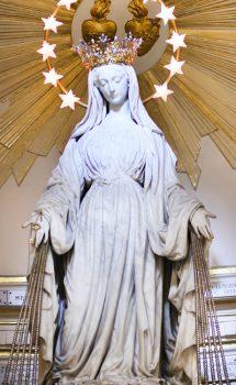 Notre-Dame de la Médaille Miraculeuse, Saint-Michel-de-Saint-Geoirs