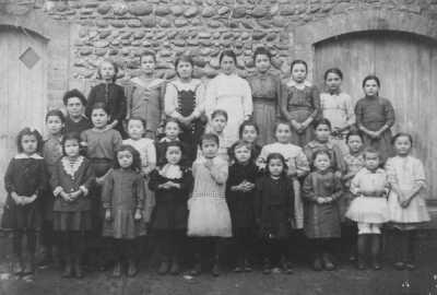 1919-1920 - Filles