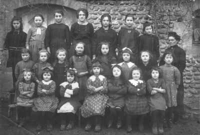 1922-1923 - Filles