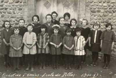 1926-1927 - Filles