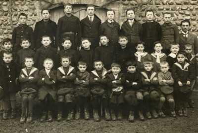 1921-1922 - Garçons