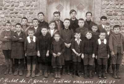1926-1927 - Garçons