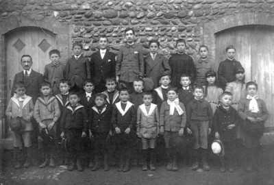 1919-1920 - Garçons