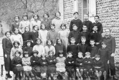 1934 - Filles-Garçons