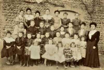1905-1906 - Filles