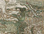 Saint-Michel de la Faim sur la carte de Cassini